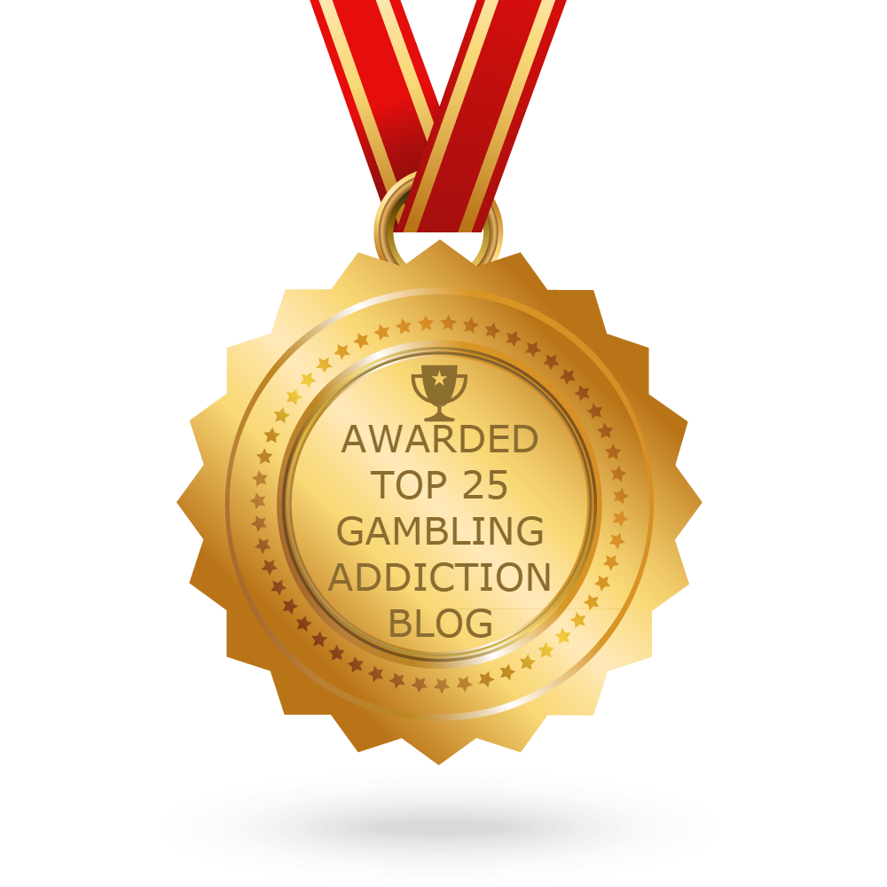 ALGAMUS IS VOTED AS ONE OF THE TOP 25 GAMBLING ADDICTION BLOGS