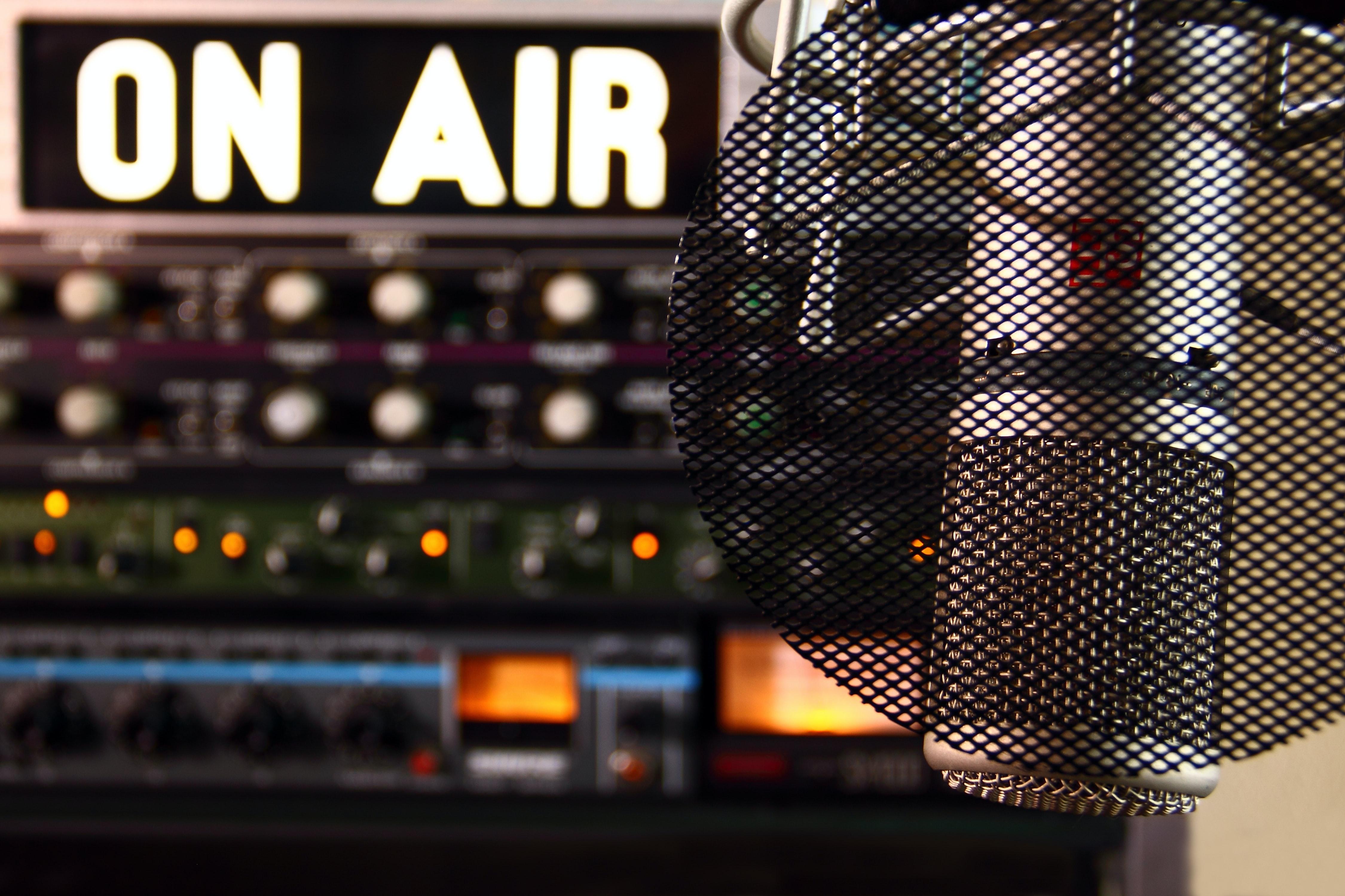 on-air-radio-station