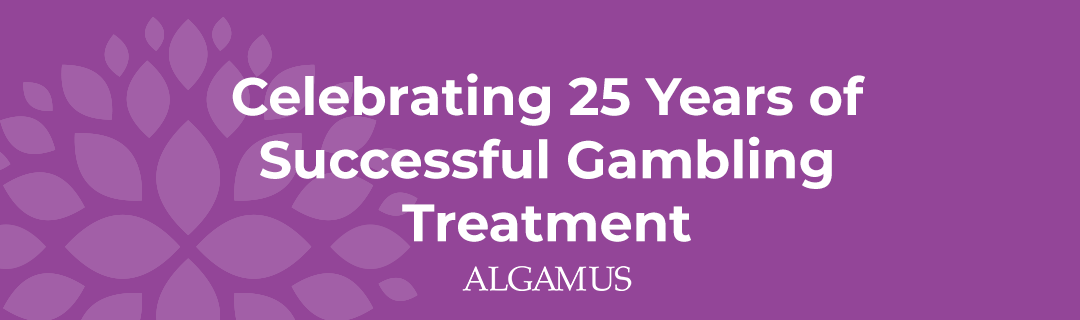 Celebrating 25 Years of Successful Gambling Treatment